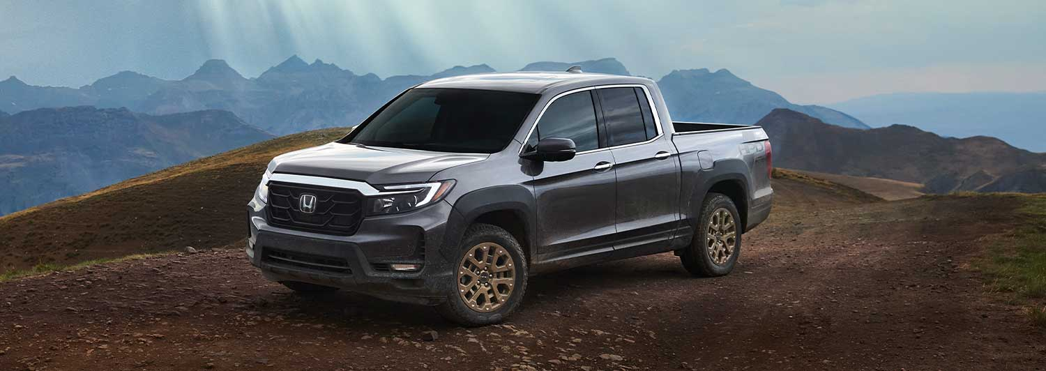 Toughen Up in 2021 with the Redesigned Honda Ridgeline