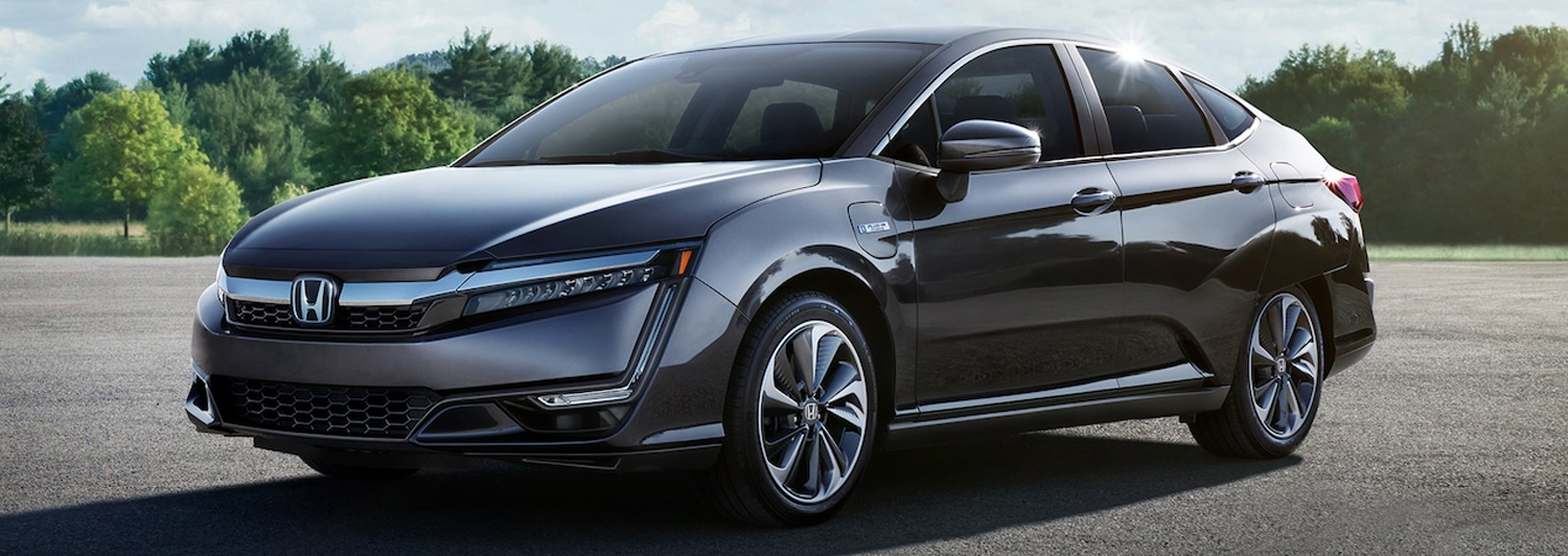 The 2021 Honda Clarity : A Different Type of Honda