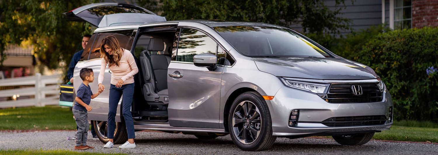 The Minivan that Does it All: 2021 Honda Odyssey