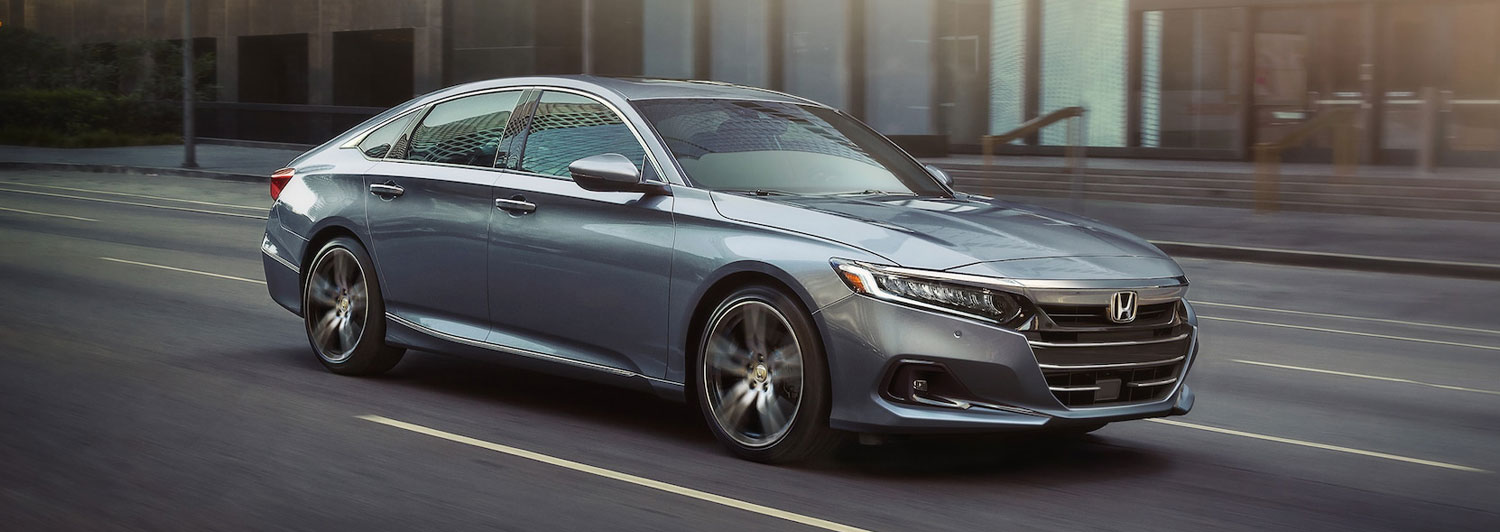 2021 Honda Accord: The Best Gets Better